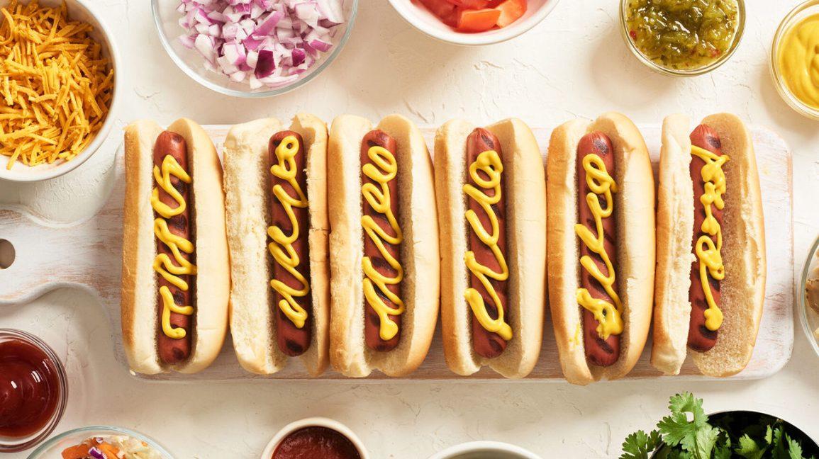 Combien de calories dans un hot dog?